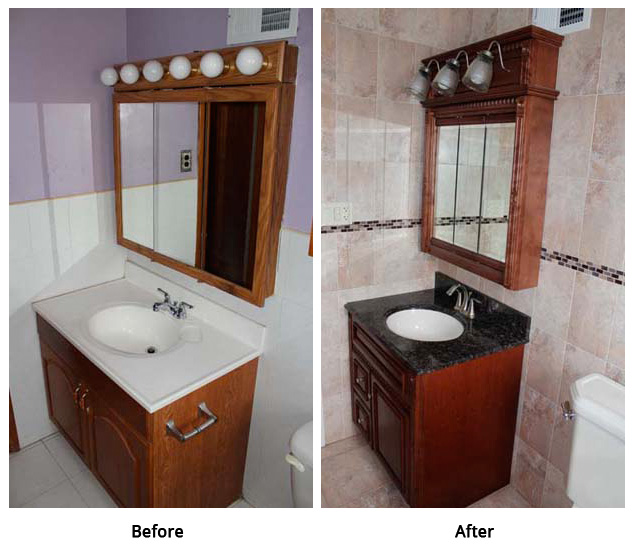Before And After Dream Kitchen And Baths