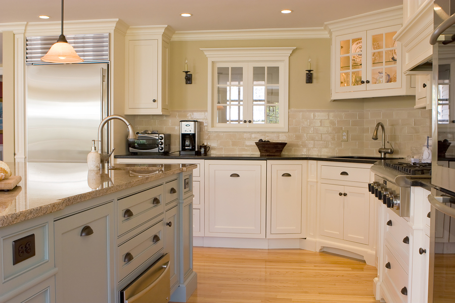 Latest trends for kitchen cabinets dream kitchen and baths - Latest colors for kitchens ...