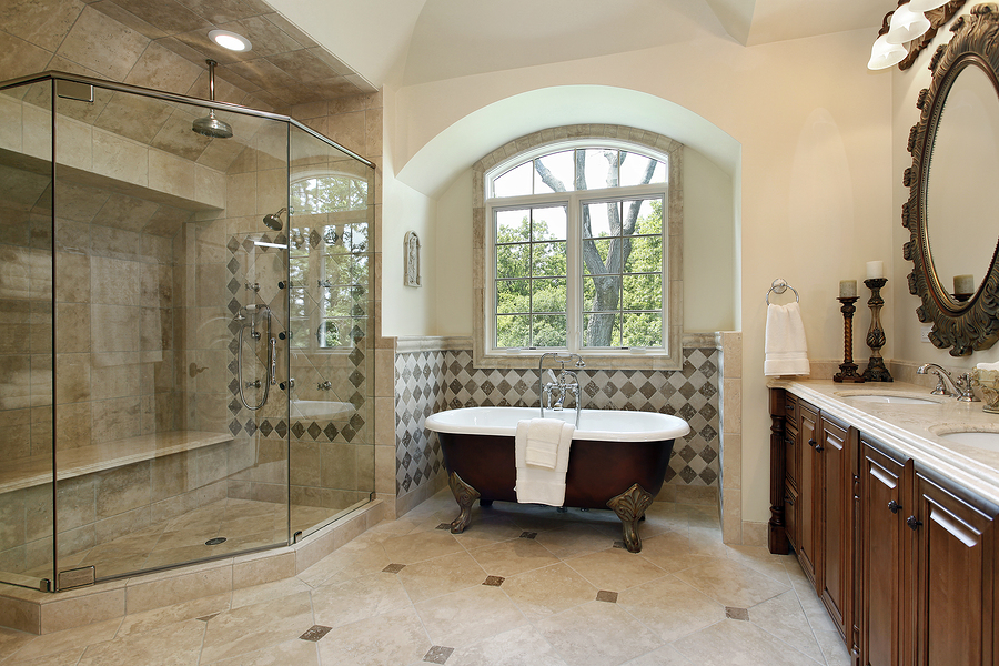 Luxurious Design Choices for Large Bathrooms | Dream Kitchen and Baths