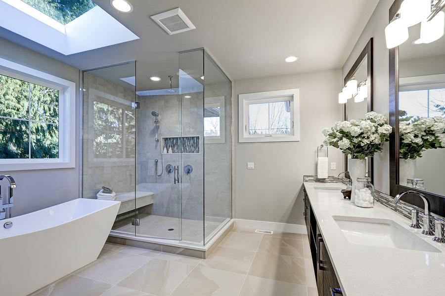 Image result for bathroom natural lighting